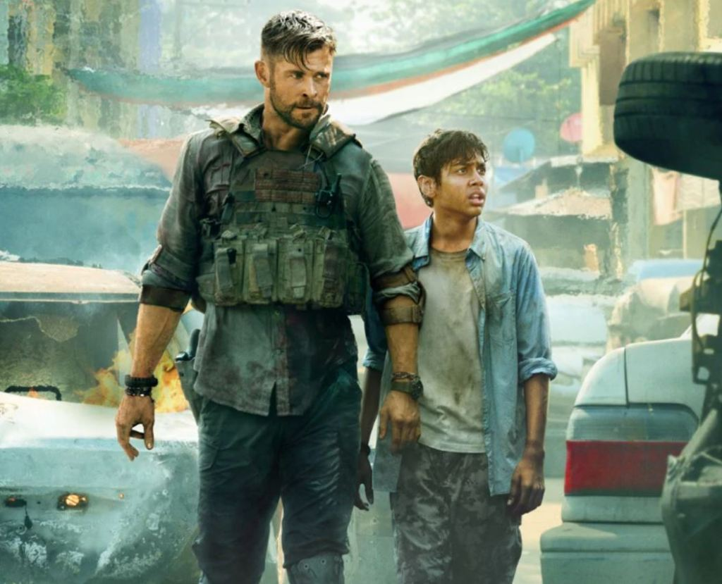 Extraction Review Chris Hemsworth Randeep Hooda S Action Film Is The Ideal Distraction From The Boring Lockdown Life Beyond Bollywood